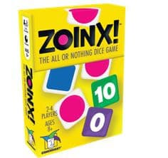 Zoinx - Gamewright Games