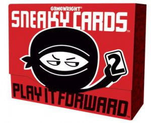 Sneaky Cards 2 - Gamewright Games