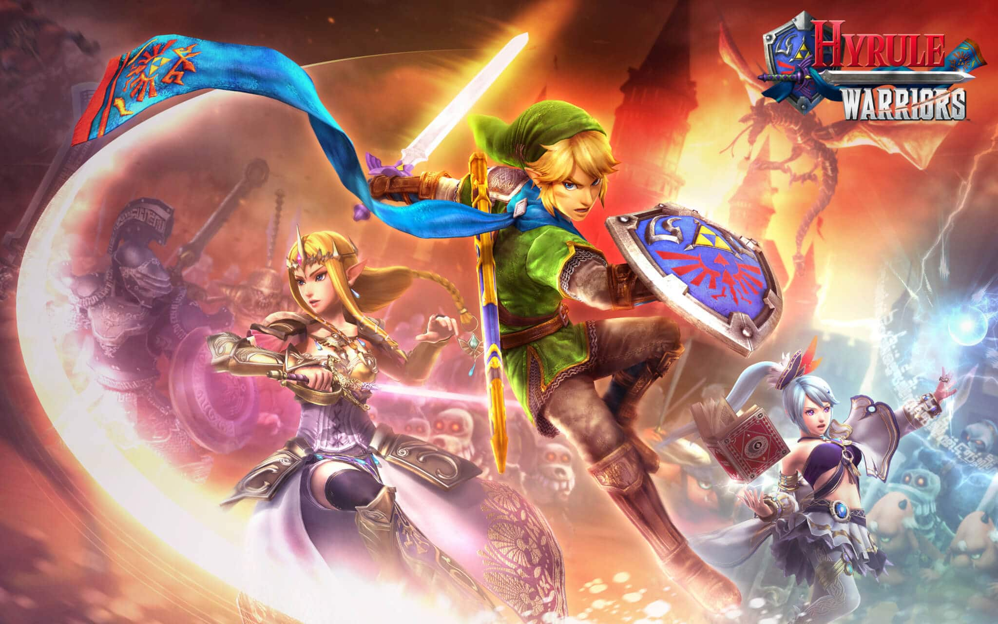 Family Video Game Review Hyrule Warriors Definitive Edition