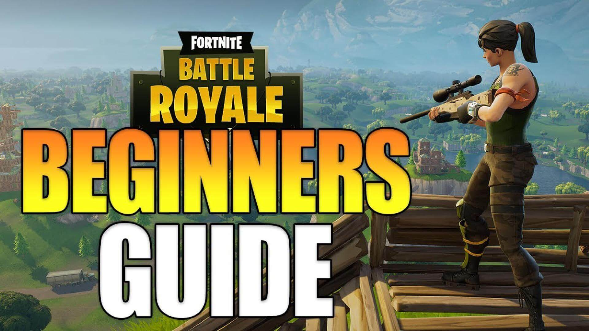 A Beginners Guide To Fortnite How To Play The Worlds -5596