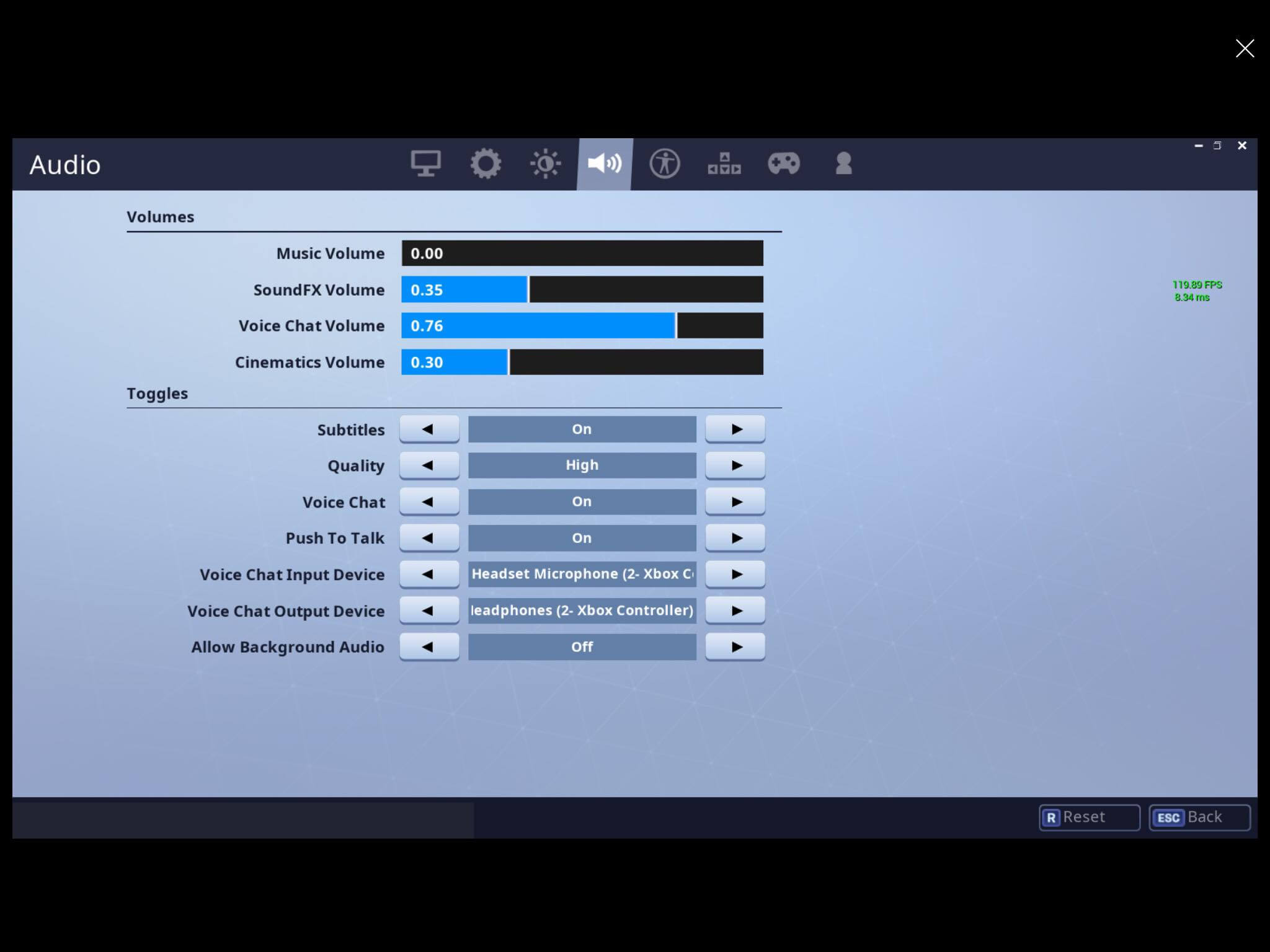 Fortnite Sound Not Working Pc parental controls for in fortnite: battle royale on windows