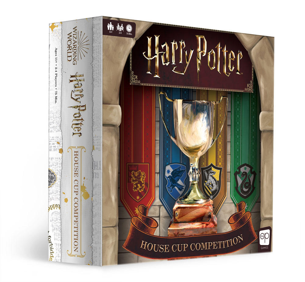 Harry Potter: House Cup Competition Box Art